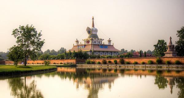 Lotus Stupa Lumbini