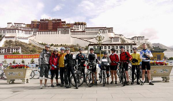 Lhasa to Kathmandu Cycle Trip
