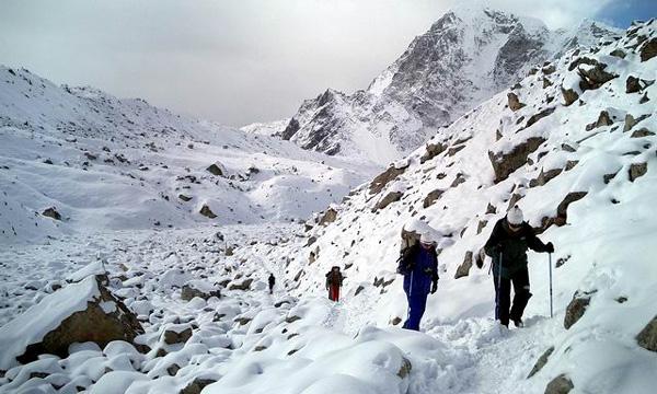 imjatse peak climbing