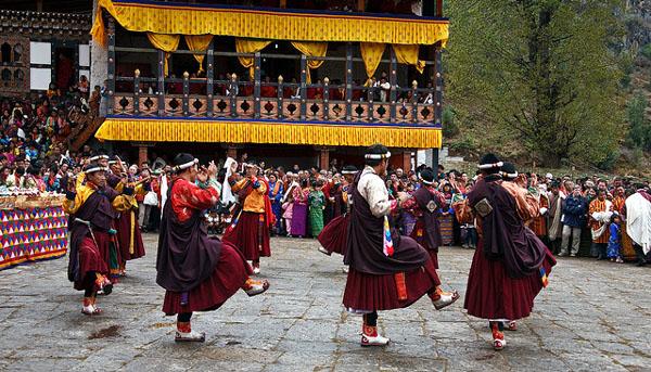 Festivals of Bhutan