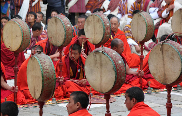 Punakha Festival