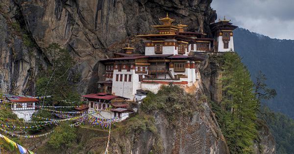 Taktsang Monastery aka Tigers Nest