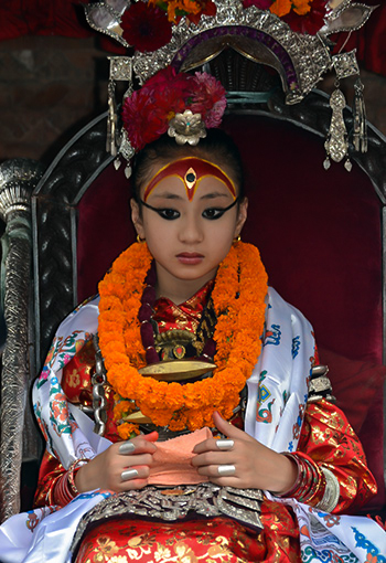 kumari-living-goddess