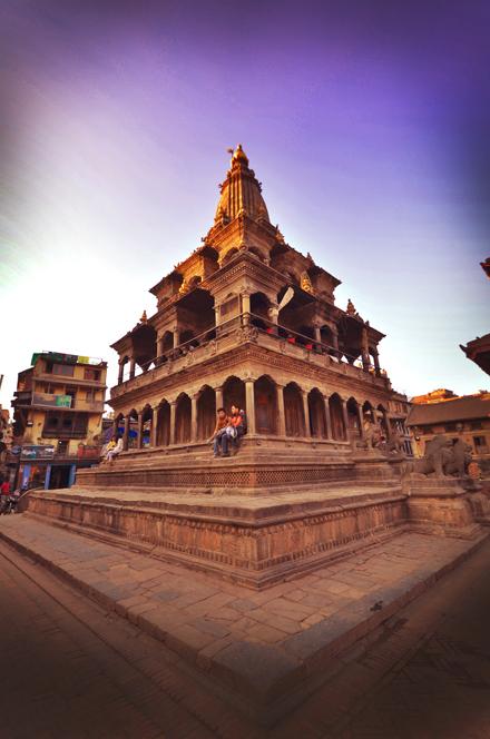 Krishna Madir (Patan Durbar Square) copy