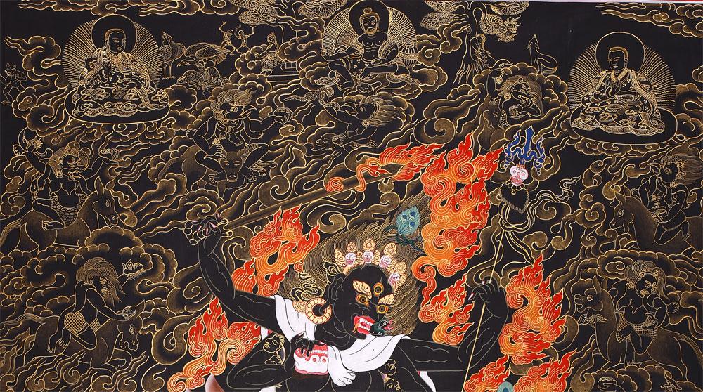 Palden Lhamo Festivalblog