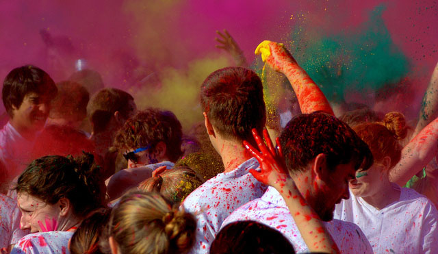 Holi — Festival of Colors