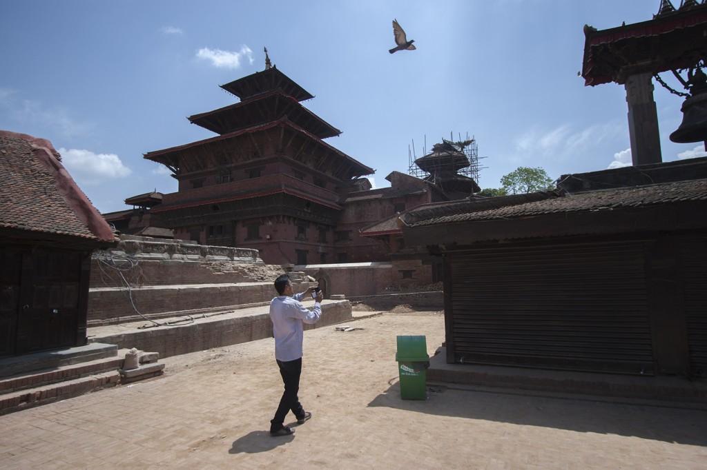 Nepal Earthquake Patan