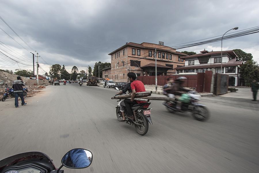 Nepal Will Power Nepal Earthquake