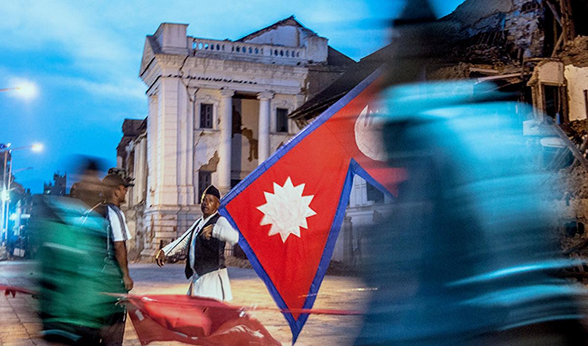 Nepal Earthquake Healing