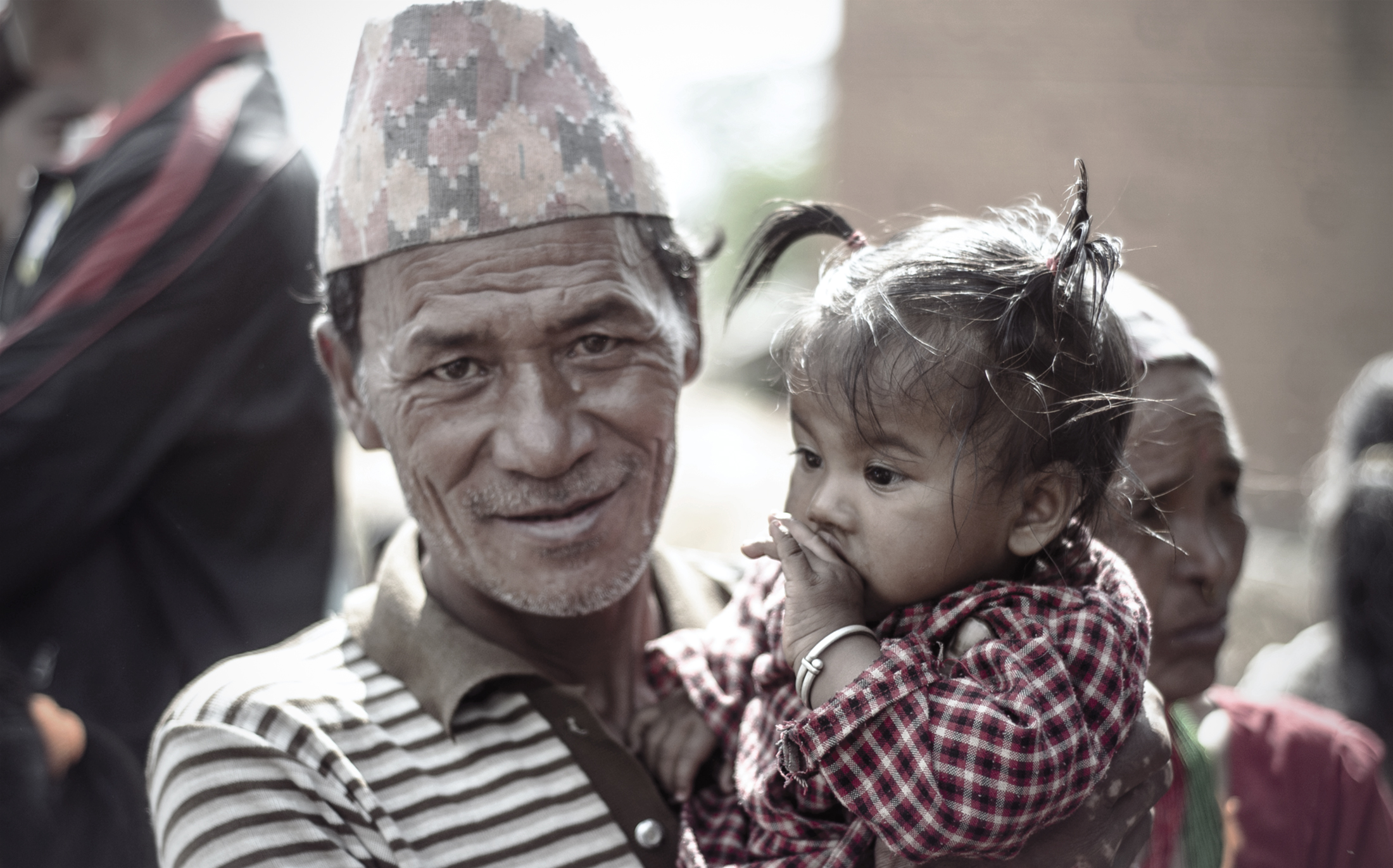 Nepal Earthquake People