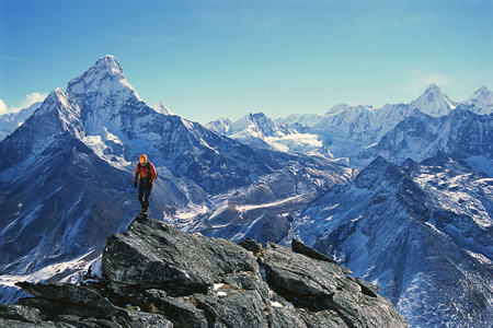 Nepal stands on top among 'World Most Photogenic Countries'