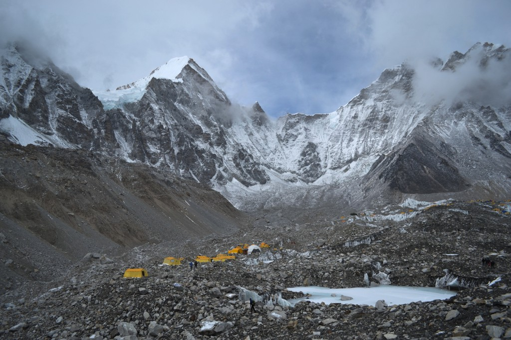 Safety Comes First; Everest sees new climbing route