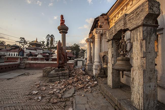 Earthquake Nepal Economy