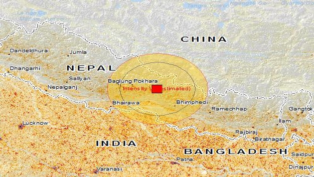 Nepal Earthquake Report