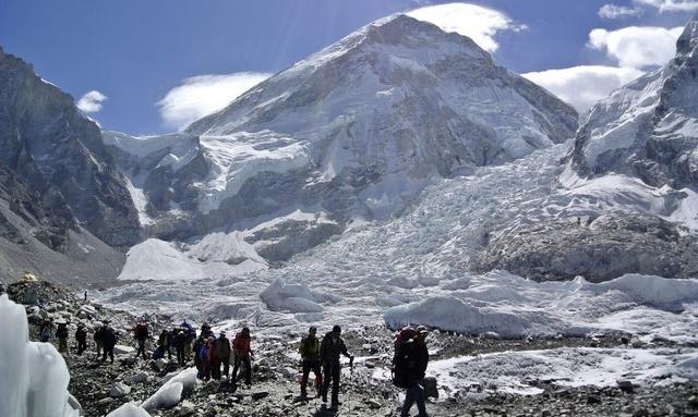 Bhim Gurung Everest
