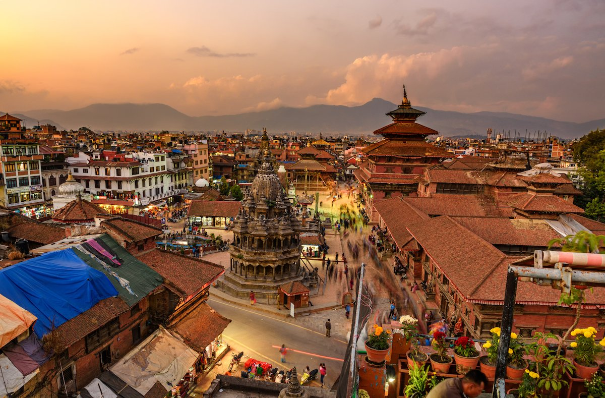 tourism industry in nepal pdf